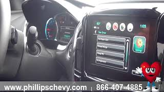 Phillips Chevrolet - 2018 Chevy Traverse - Teen Driver Mode - Chicago New Car Dealership