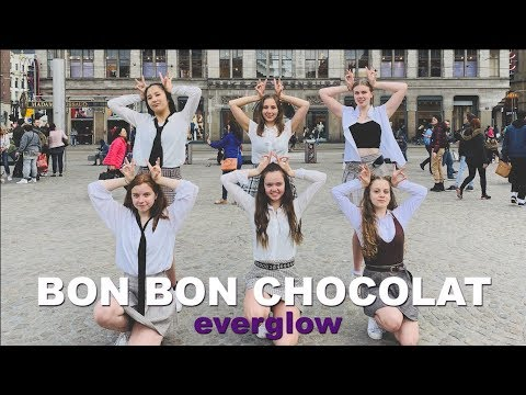 [KPOP IN PUBLIC] EVERGLOW (에버글로우) - 봉봉쇼콜라 (Bon Bon Chocolat) Dance Cover By The Miso Zone