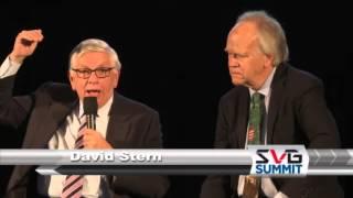 svg summit keynote conversation with dick ebersol and david stern