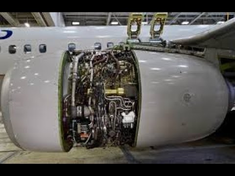 & Airbus A320 Fan Cowl Door Removal - YouTube