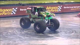 Monster Trucks Jam Cedar Park TX GRAVE DIGGER (2:25 save)