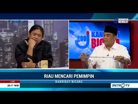 Strategi Syamsuar Dan Edy Nasution Membangun Riau (3)