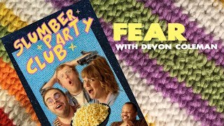 Ghosts 'n' Goblins, Scream, and Face/Off w/ Devon Coleman   Slumber Party Club Ep. 1