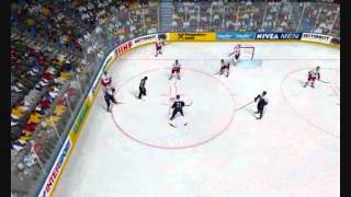 NHL 15 ||| PC GAMEPLAY||| CZ vs SVK ||| 3. tretina