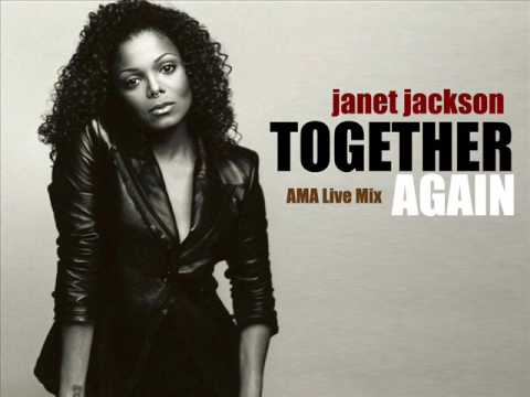 Janet Jackson - Together Again (AMA Live Mix)