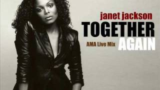 Janet Jackson - Together Again (AMA Live Mix)