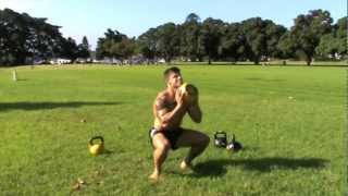 Fat Stripping Kettlebell Workout: Beginner Level - Kris Cochrane