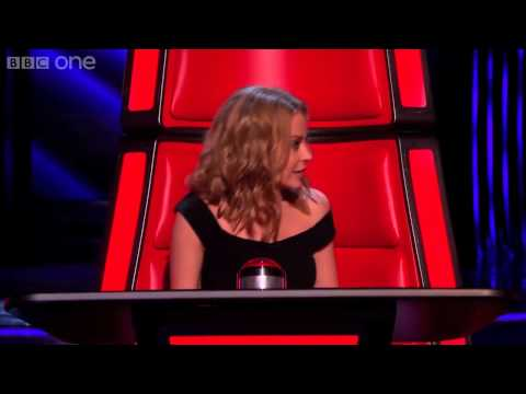шоу Голос в Америке - Get Lucky cover by Daft Punk The Voice UK 2014