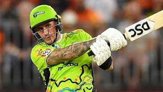 Hales storm arrives in Perth to carry Thunder
