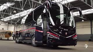 Así es el nuevo autobús de Osasuna