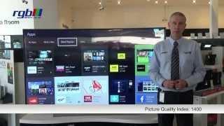 Samsung JU7500 Series 4K Curved 3D TV Review - UE48JU7500, UE65JU7500, UE55JU7500, UE78JU7500