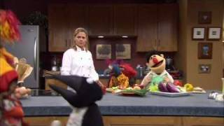 The Muppets Kitchen With Cat Cora | Muppisode | The Muppets