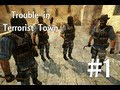 """Lets Play Trouble in Terrorist Town - """"Trust Issues"""""""