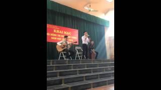 Lá Thư Gửi Thầy - Guitar cover  !!