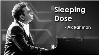 Ar Rahman Sleeping Dosage @Depression Drugs