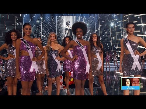 Miss Universe Wild Cards Top 4 Contestants Revealed   LIVE 11-26-17
