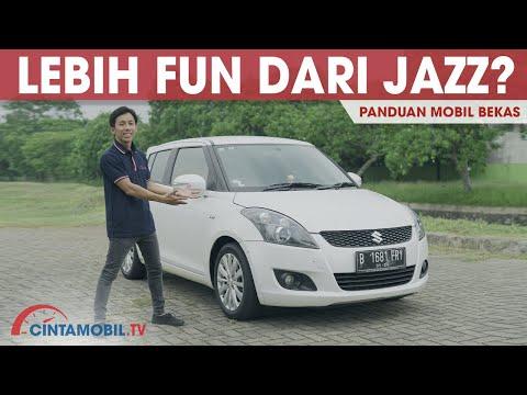 Suzuki Swift GS 2016 Indonesia | Hatchback Suzuki Paling Asyik | Cintamobil TV