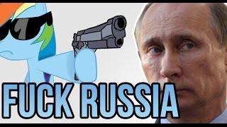 CS GO Fuck Russians !