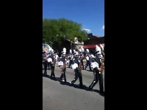 Beaufort high school marching band!