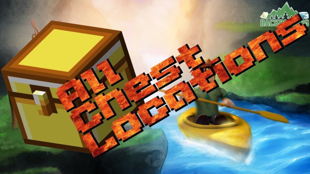 Roblox Backpacking Chest