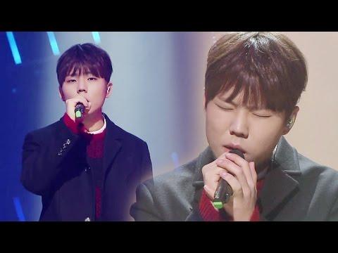 """EMOTIONAL"" Jung Seung Hwan - The Fool (This Idiot) @ Lagu Populer Inkigayo 20161218"