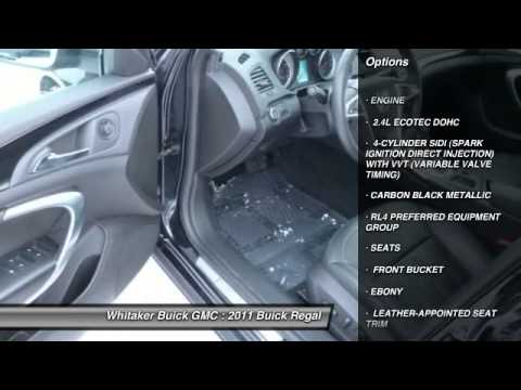 2011 Buick Regal Forest Lake Minneapolis St  Paul P1729