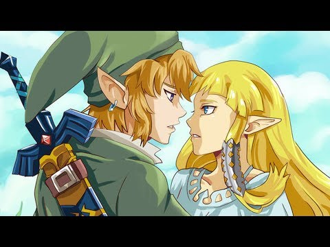 Weird Things Everyone Ignores About Zelda & Link's Relationship
