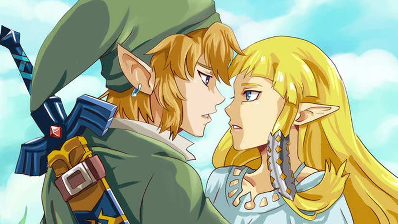 Weird Things Everyone Ignores About Zelda & Link's ...