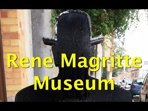 Things to do in Brussels – Tour the René Magritte Museum