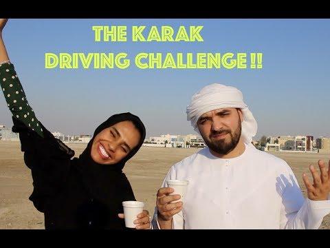 The Karak Driving Challenge!!