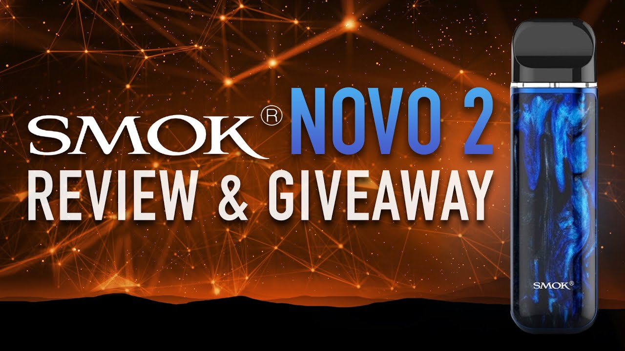 SMOK NOVO 2 Review ★ SO MUCH BETTER WE'RE GIVING 3 AWAY FREE ★