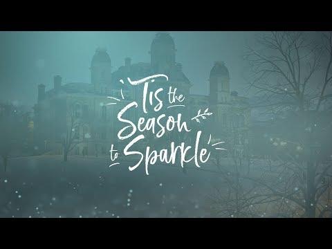 'Tis the Season to Sparkle!