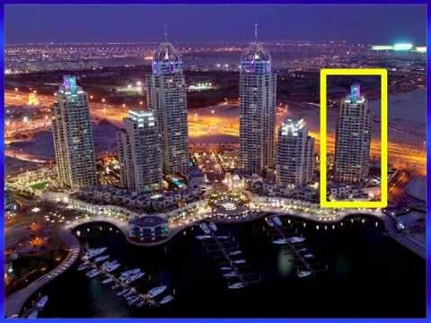 Global Partners DUBAI new 5-star 27-story HOK building Dubai Marina 300M now 119.6M US 3 BBC