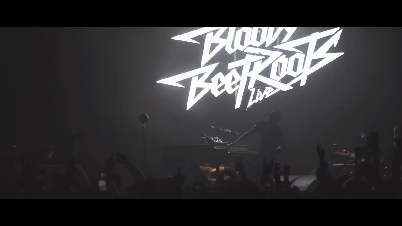 The Bloody Beetroots- Los Angeles, CA 2017