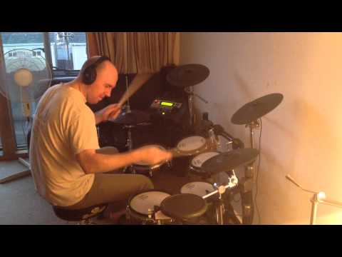 Paul Westerberg - Dyslexic Heart (Roland TD-12 Drum Cover)