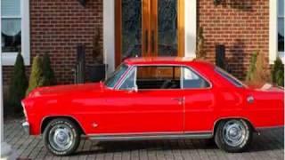 1966 Chevrolet Nova available from Cross Auto Sales