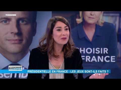 Intégrale Kiosque : La Présidentielle française / Le Pape en Egypte /  Commerce Canada / Etats Unis