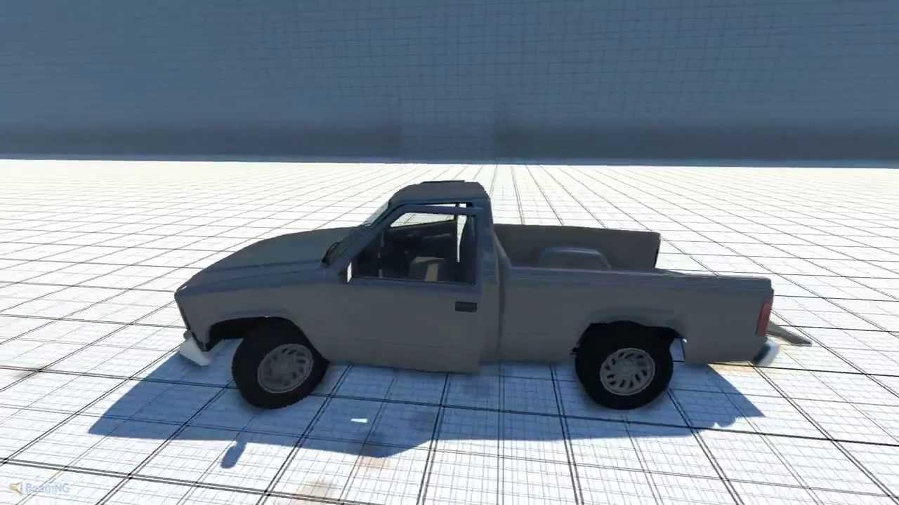 Car Crash Test Simulator Game