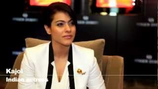 In conversation with Kajol