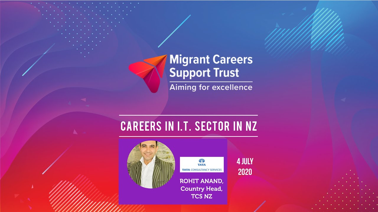 Careers in IT sector, in New Zealand