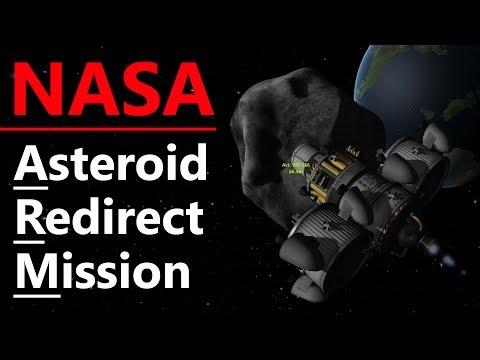 KSP: NASA Asteroid Redirect Mission