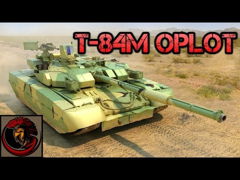 The T-84M Oplot Main Battle Tank - Overview