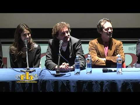 FINALMENTE LA FELICITÀ - conferenza stampa - WWW.RBCASTING.COM