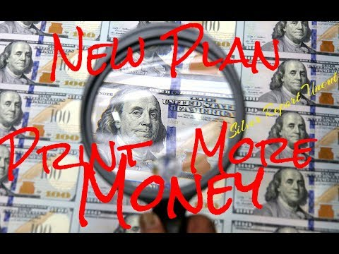 JPM U.S. Debt Is Never Going Down! Print More Money Until Downgrade or Economic Collapse