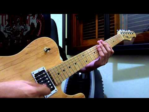 System of a Down - Prison Song guitar cover