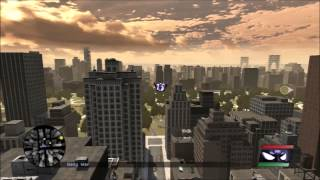Spiderman: Web of Shadows | Free Roaming