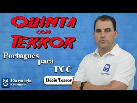 Quinta com o Terror: Português Para FCC