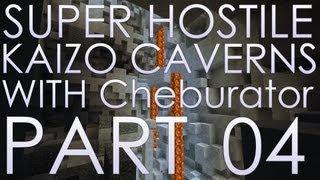Kaizo Caverns 04 - Co-op Угарная серия
