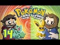 Pokemon Fire Red and Leaf Green | Let's Play Ep. 14 | Super Beard Bros.