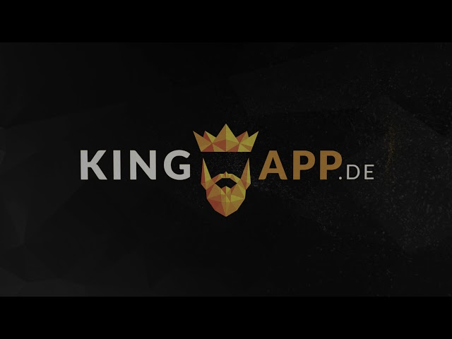 KingAPP - logo reveal